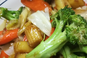 Pad Mixed Vegetables - delivery menu