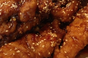 3. Sesame Chicken - delivery menu