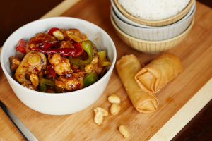 615. Kung Pao Chicken. - delivery menu