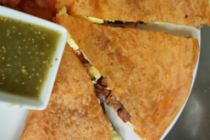 Breakfast Quesadilla - delivery menu