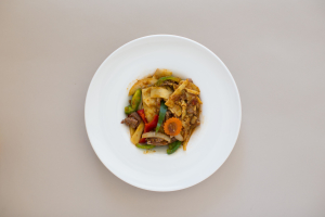 Spicy Bamboo Shoots - delivery menu