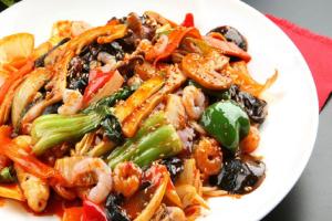 Seafood Jaengban Champpong - delivery menu