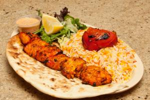 Tenderloin Chicken Shish Kabob - delivery menu