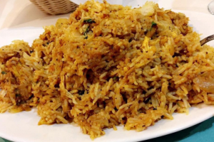 Plain Basmati Rice - delivery menu