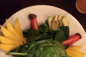 Avocado Mango Salad - delivery menu