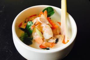 SP2. Tom Kha Soup - delivery menu