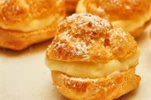 Cream Puff - delivery menu