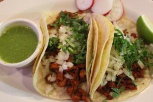Carne Enchilada Taco - delivery menu