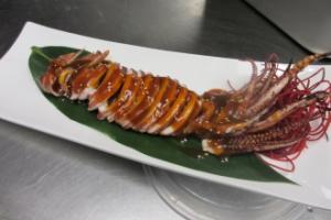 15. BBQ Squid - delivery menu