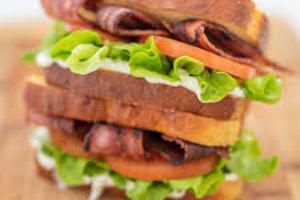 Bacon Lettuce Tomatoe - delivery menu
