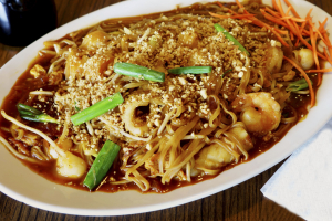 5. Pad Thai Noodle - delivery menu