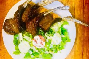 Lamb Chops Kebab - delivery menu
