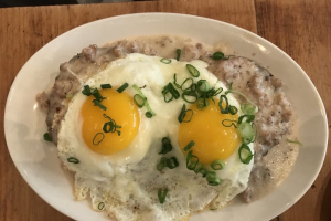Sausage, Biscuit and Gravy Brunch - delivery menu