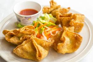 Seafood Rangoon - delivery menu