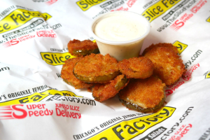 Fried Pickles - delivery menu
