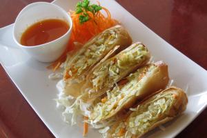 Thai Egg Rolls - delivery menu