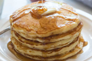 Butter Milk Pancakes - delivery menu