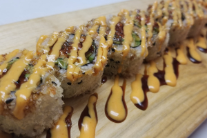 Jalapeno Spicy Tuna Roll - delivery menu