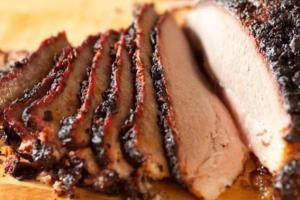 Smoked Beef Brisket - delivery menu