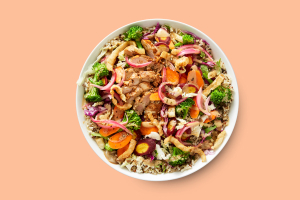 Chinese Chicken Bowl - delivery menu