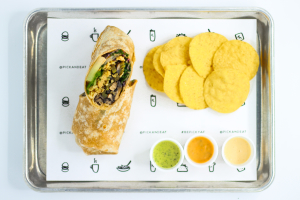 K3. Loco Wrap - delivery menu