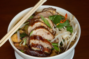 Duck Noodle Soup - delivery menu