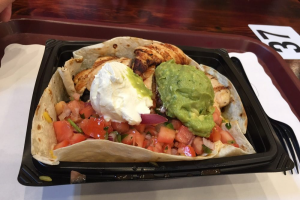 Grilled Chicken Thighs Burrito Bowl - delivery menu