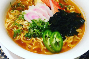 Spicy Ramen Seafood - delivery menu