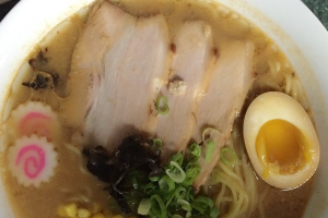 3. Miso Ramen - delivery menu