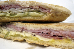 Cubano Sandwich - delivery menu