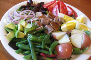 Salade Nicoise for 2 - delivery menu