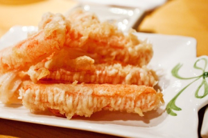 Crabmeat Tempura - delivery menu