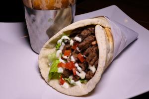 Gyro Pita - delivery menu