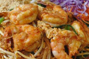 Pad Thai Noodle - delivery menu