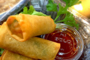 Harumaki Spring Roll - delivery menu