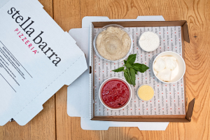 Make-Your-Own Pizza Kit - delivery menu