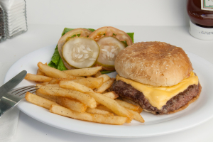 Beef Hamburger - delivery menu