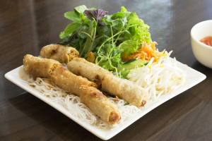 10A. Vietnamese Egg Roll (6 Pieces) - delivery menu