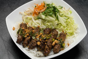 B4. Bun Bo Lui - delivery menu
