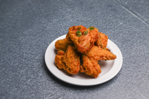 A5. Four Fried Chicken Wings - delivery menu