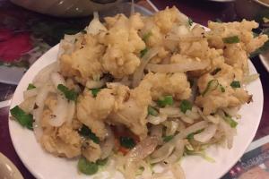 35. Crispy Calamari - delivery menu
