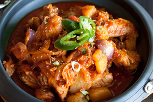 Spicy Chicken Stew Special - delivery menu