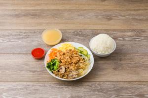 Bibimbap Bulgoki - delivery menu