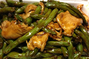 56. Quart of Sliced Chicken with String Beans - delivery menu