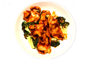 Chicken with Broccoli Lunch Special - delivery menu
