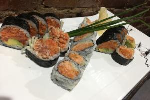 Spicy Maki Combo - delivery menu