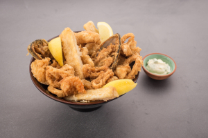 Jalea Fried Seafood - delivery menu
