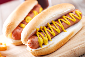 2 Hot Dogs Special and 20 oz. Drink Special - delivery menu