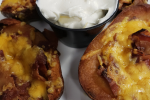 Potato Skins - delivery menu