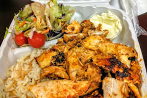 Chicken Kabob Dinner - delivery menu
